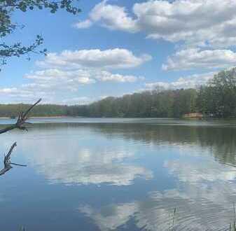 Traumhaft schönes Grundstück mit idyllischem Blick zum See / ca. 2900m²