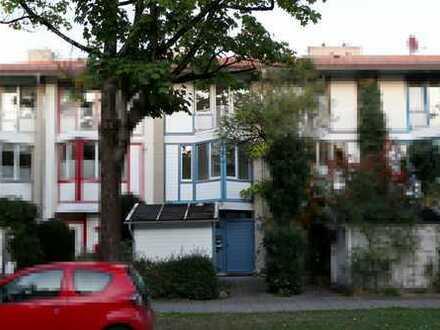 Reihenmittelhaus, 5 Zi, DG, Kü, 2 Bäder, Terrasse, Balkon, Garten, München Johanneskirchen
