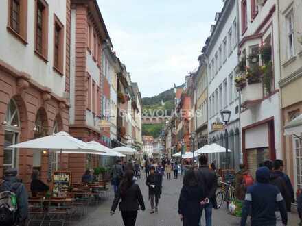 Attraktive Ladenfläche auf der Heidelberger Hauptstraße