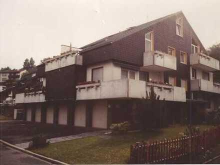 Attraktive 2-Zimmer-Wohnung mit zwei Balkonen in ruhiger aber zentraler Lage in Meinerzhagen