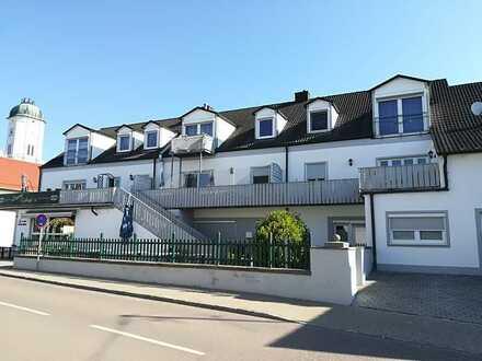 Ansprechende 4-Zimmer-Wohnung mit Balkon in Wettstetten