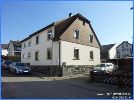 Einfamilienhaus DHH mit 2 Garagen, Schopf und Hof!