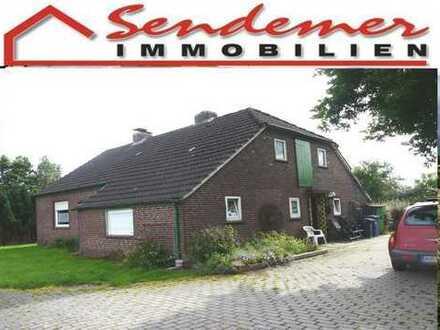 Blomberg: Einfamilienhaus mit zusätzlichem Baugrundstück