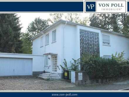 Rarität - Attraktives Einfamilienhaus mit Pool - Feldrandlage Offenbach