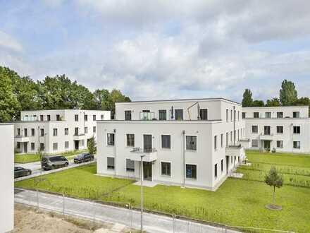 Dämeritzer Ufer - 2 Zimmer im Dachgeschoss mit 33 qm Dachterrasse