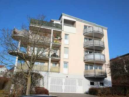 Penthouse - Apartement mit Traumaussicht am Eselsberg