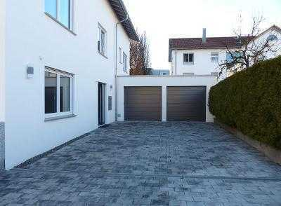 Erstbezug im Neubau - stilvolle Gewerbe-/Büroeinheit mit Terrasse und Garten in Sindelfingen-Maichin