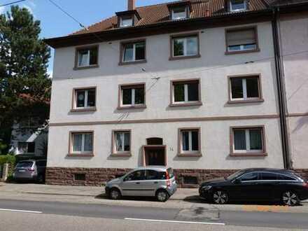 2 Zimmerwohnung mit EBK und Turmbergblick