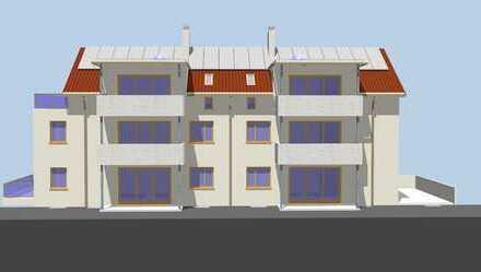 Erstbezug mit Balkon: exklusive 4-Zimmer-Wohnung in Dietenheim