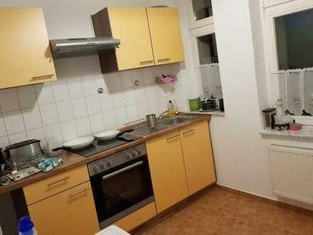 2-Zimmer-Wohnung zur Miete in Brandenburg an der Havel, Altbau, 3.Etg.