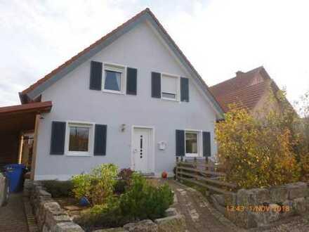 Schmuckes Einfamilienwohnhaus für die junge Familie in Ebern