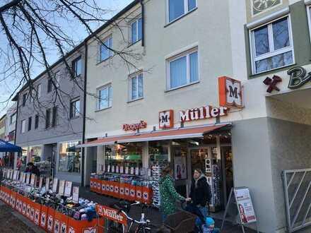 IDEAL FÜR EINZELHANDEL - 1A-LAGE IN FRIEDBERG - GROßE SCHAUFENSTERFRONT - BESSER GEHT ES NICHT
