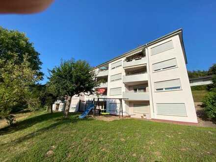 Große 3 -Zimmer-Wohnung in Neckargerach in ruhiger Ortsrandlage