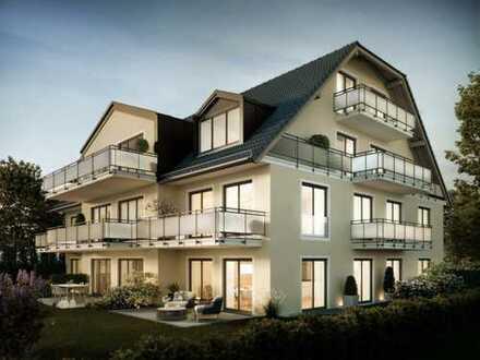 171m²! Großzügige 4-Zimmer Familienwohnung mit großem Süd-Garten