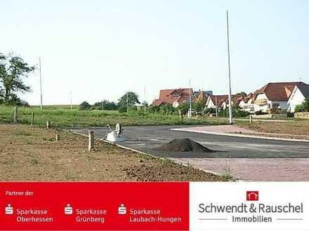 Voll erschlossene Baugrundstücke im Wohnpark Nucourt in Gedern-Wenings