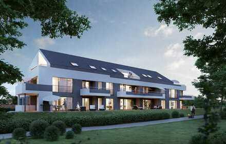 Moderne 4,5-Zimmer-Gartenwohnung Opilio - Das neue Architektur-Highlight in Markgröningen !!