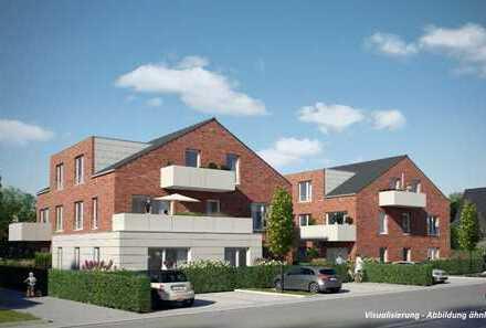 Neubaumaßnahme: moderne Eigentumswohnungen in Füchtorf!
