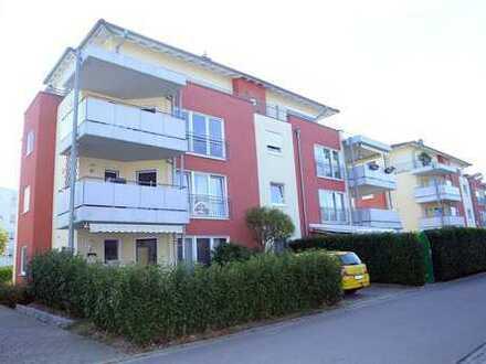 Exklusive, neuwertige 4-Zimmer-Penthouse-Wohnung mit Balkon und EBK in Eimeldingen