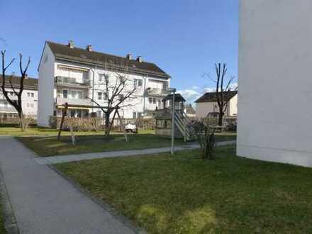 Zentrum – gut geschnittene 4-Zimmer-Wohnung mit Balkon mit viel Platz - NUR EINZELTERMINE GARANTIERT