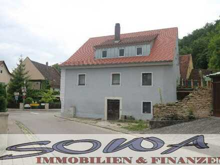 Ihre Chance - Charmantes Ein-/Zweifamilienhaus oder Geschäftshaus mit viel Potential in Pappenhei...