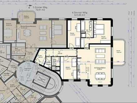 Charmante 4-Zimmer-Neubauwohnung mit Balkon und EBK in Pankow, Berlin