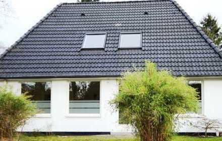 Ein Traum im Grünen! Wohnen und Arbeiten in hervorragender Lage! Einzelhaus mit gepflegtem Garten!