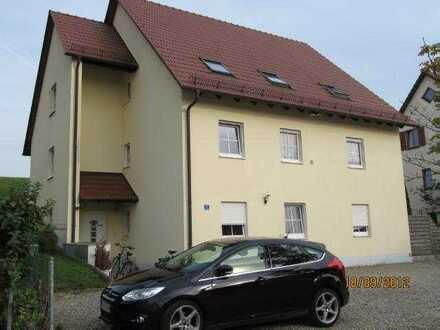Günstige, gepflegte 2-Zimmer-EG-Wohnung mit Balkon in Sinning Gemeinde Oberhausen