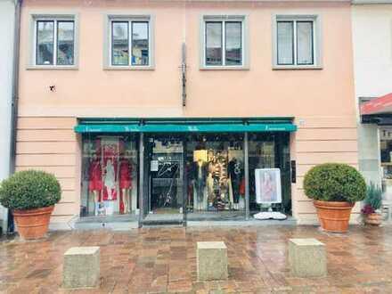 Einzelhandels- / Bürofläche in zentraler Lage