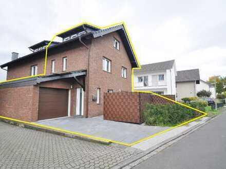 Neuwertiges Haus mit Terrasse und Garten in voller Süd-Ausrichtung!
