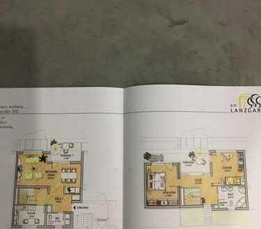 Wohnen im Lanzgarten - Maisonettewohnung im 6.und 7. Obergeschoss