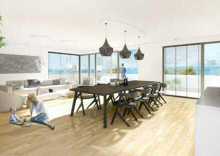 ::: Neubau - Stilvoll leben am See - 3 Zimmer :::