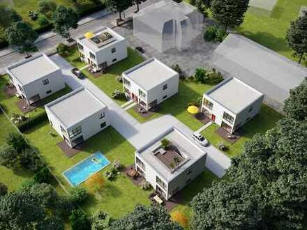 NEUBAU:Individuelles Townhouse mit 137qm Wohn/Nutzfläche