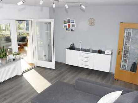 Attraktive 3-Zimmer-Wohnung zur Miete 87 qm zzgl. großem Wintergarten (28m²)