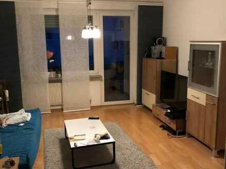 Ruhige 4-Zimmer-Wohnung mit Balkon in Amberg