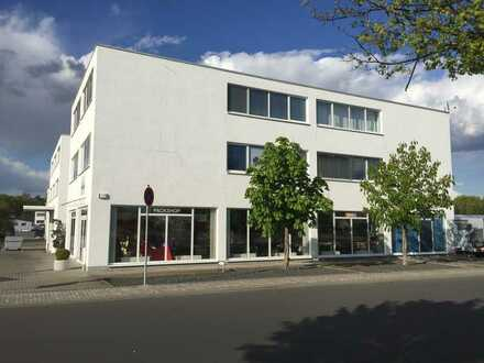 moderne Büro- und Praxisfläche in frequentiertem Gewerbegebiet Maintal/Dönigheim