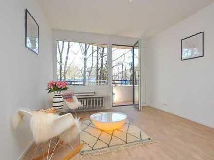 Hochwertig renoviertes und bezugsfreies Apartment in München- Milbersthofen/Am Hart!