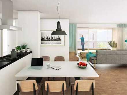 Lebensqualität in allen Facetten! Familienfreundliche 4-Zimmer-Wohnung mit raffiniertem Wasserblick