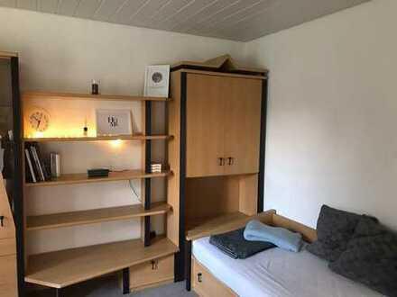 2-Zimmer-EG-Wohnung in Weissach, möbliert