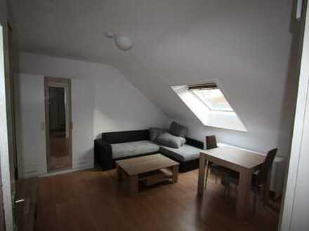 1,5 Raum Möbliert