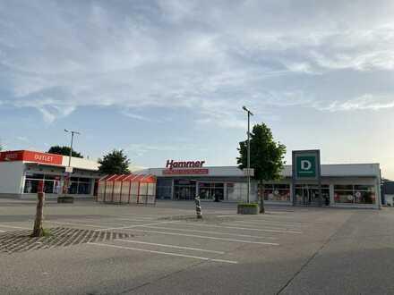 Teilbare und flexible Einzelhandelsflächen