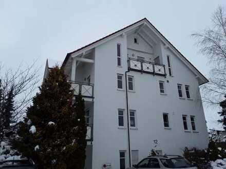 Gepflegte 4-Zimmer-Wohnung mit Balkon in Oggelshausen