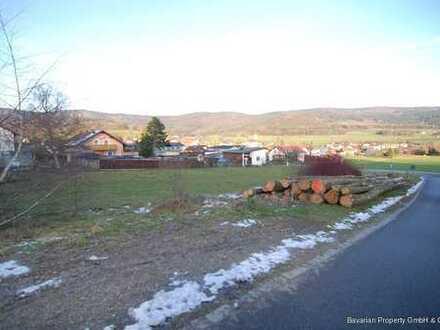 Landkreis Cham / Gleißenberg: Baugrundstück Nr. 1