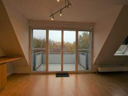 Die Chance auf eigene 2 Zimmer mit Balkon im Seniorenzentrum Hirschkamp