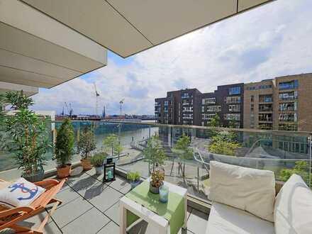 Schöne Maisonette - Wohnung mit Blick auf die Elbe