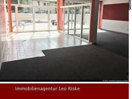 *LEO RISKE* AB SOFORT FREI: Büro mit guter Sichtbarkeit!!!
