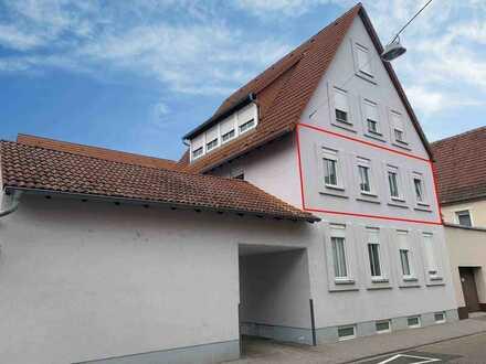 Hervorragend konzipierte Wohnung mit großer Dachterrasse und Doppelparker in sehr gesuchter Lage