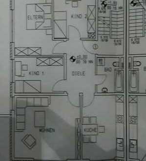Schöne vier Zimmer Wohnung in Rheinisch-Bergischer Kreis, Overath zentrum nahe bahnhof,