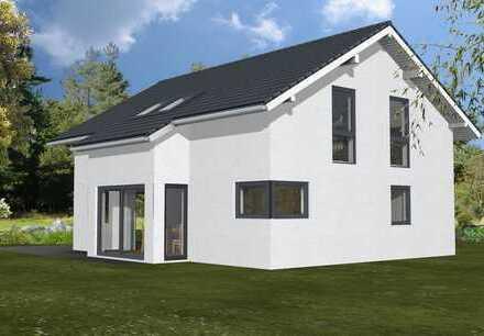Einfamilienhaus mit klassischer Eleganz