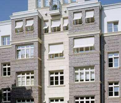 Df.-Oberkassel: Attraktives, möbliertes 5-Raum-Penthouse mit Dachterrasse