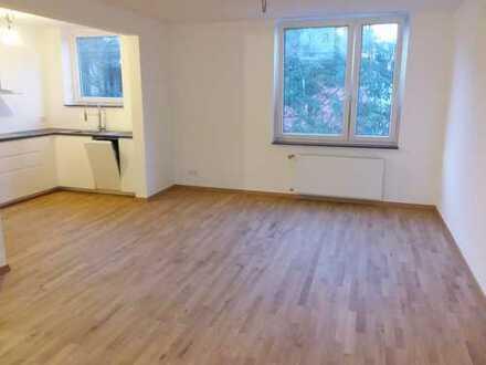 Erstbezug nach Sanierung: exklusive 3-Zimmer-Wohnung mit EBK und Balkon in Ulm